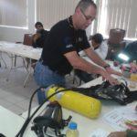 Breathing Apparatus Training