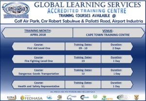 Cape Town March Training